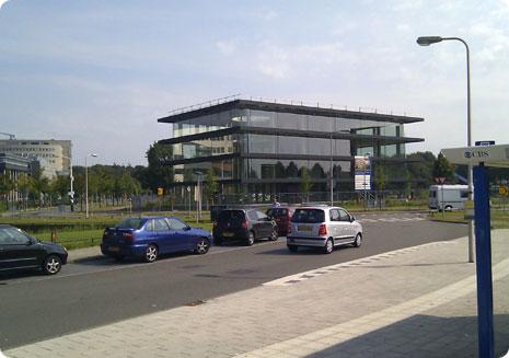 Kennispark Twente biedt plaats aan nieuwe kennisintensieve ondernemers (foto: pand Sigmax)